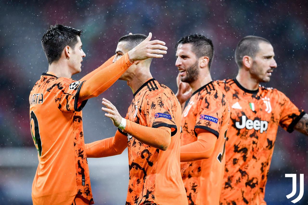 Poker Juve a Budapest: Morata e Dybala piegano il Ferencvaros (1-4)