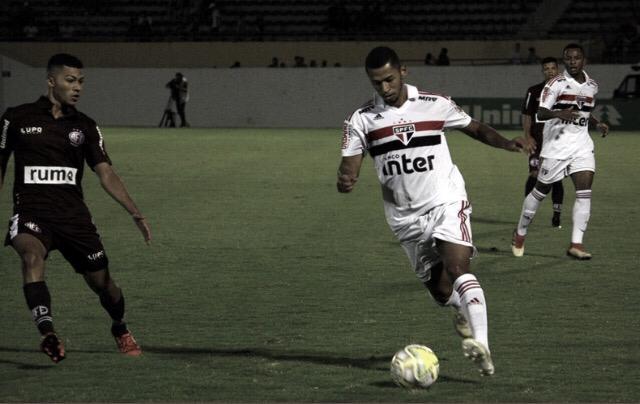 São Paulo derrota Ferroviária e se classifica para as oitavas da Copinha
