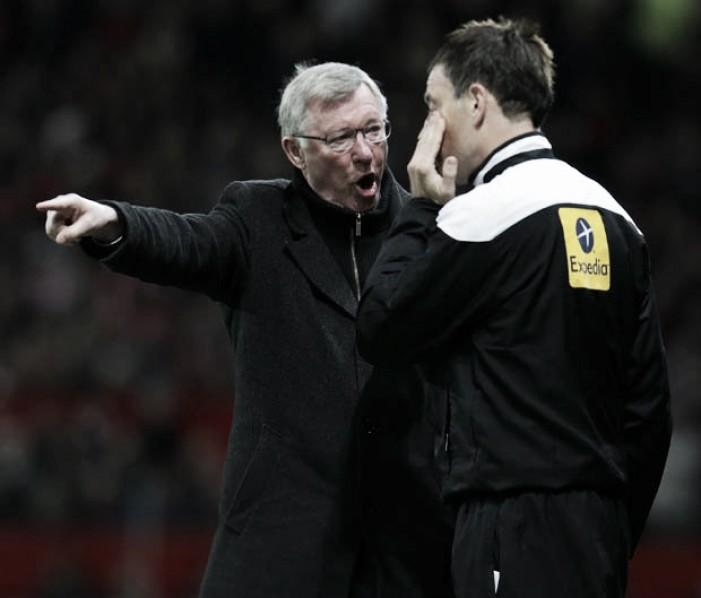 El 'secador de pelo' de Sir Alex Ferguson