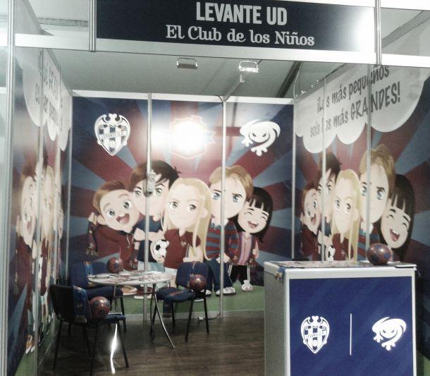 El Levante, presente en la Feria del Deporte de Nuevo Centro