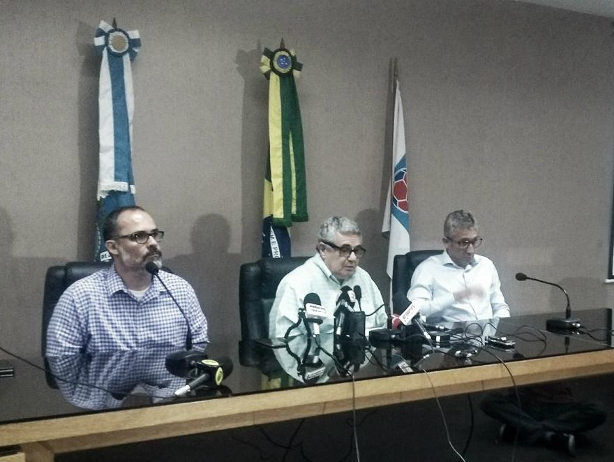Após reunião, clubes não chegam a acordo sobre lado de torcida na final da Taça Guanabara