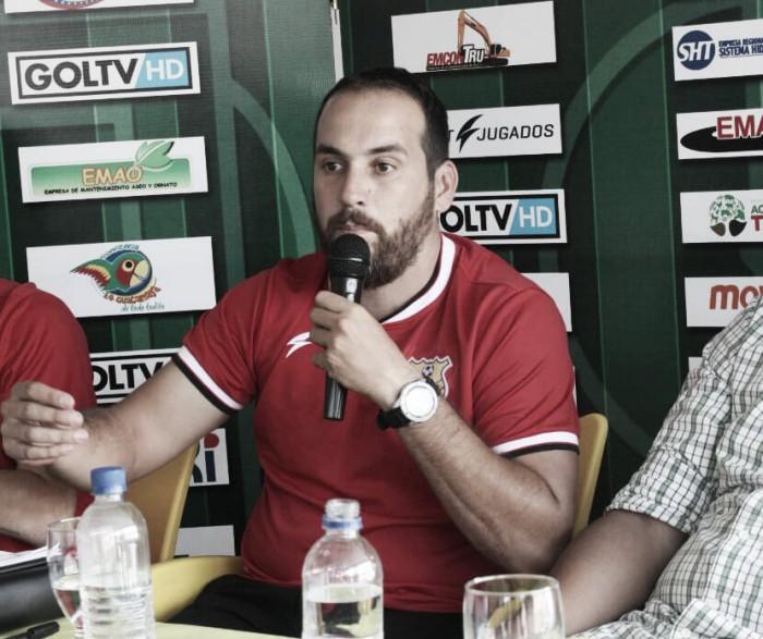 """Cristian Ferlauto: """"Debemos trabajar más cada día"""""""