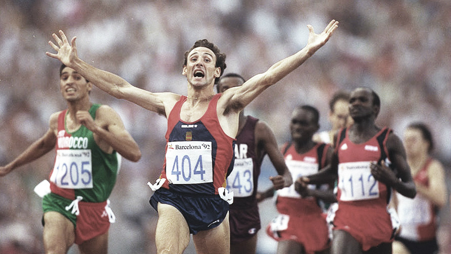 Mitos Olímpicos IX: Fermín Cacho