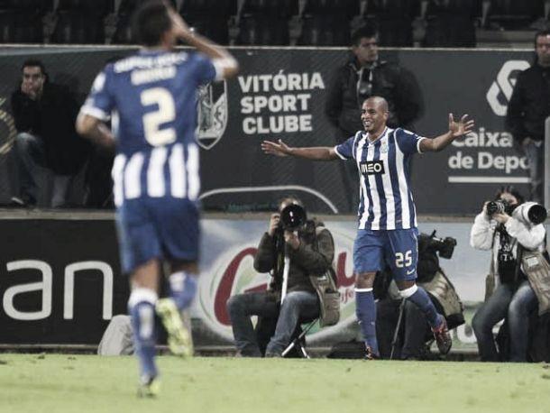 Porto bateu o campeão