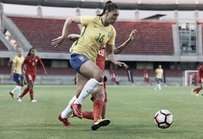 De olho em Copa América, Vadão convoca atletas para primeiros trabalhos de 2018