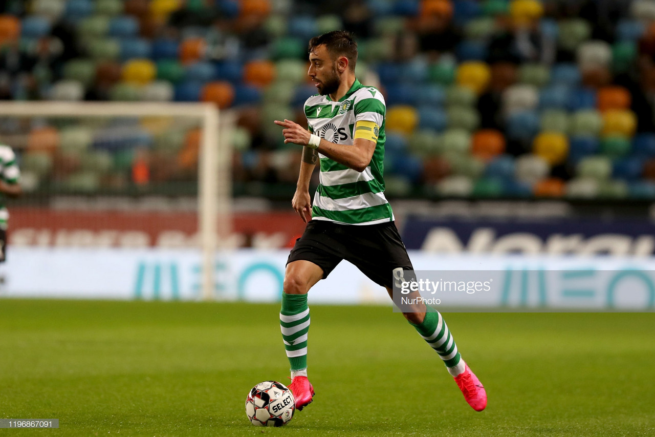 Manchester United finally reach agreement for Bruno Fernandes signing