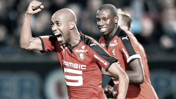 Angers 0-2 Stade Rennais: Comfortable Bretons End Host's Home Run