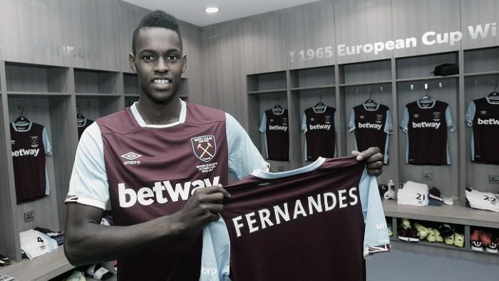 West Ham sign Edimilson Fernandes