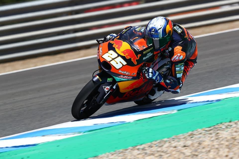 Moto3, Austria: Fernandez in pole