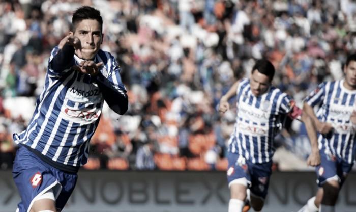 Fernández, un jugador recordado en Godoy Cruz