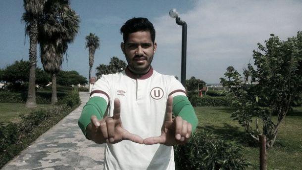 """Fernández: """"Vengo a ser campeón con la 'U'"""""""