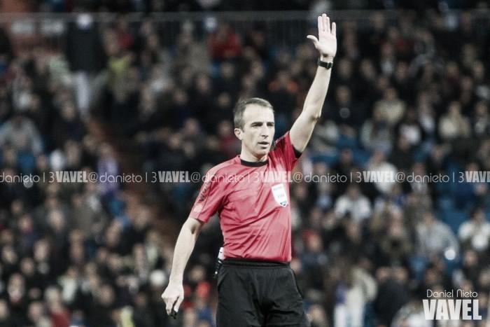Fernández Borbalán, el árbitro del derbi madrileño