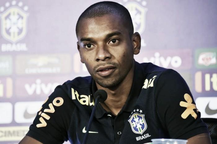 Fernandinho vê Seleção Brasileira com estilo de jogo semelhante ao do Manchester City