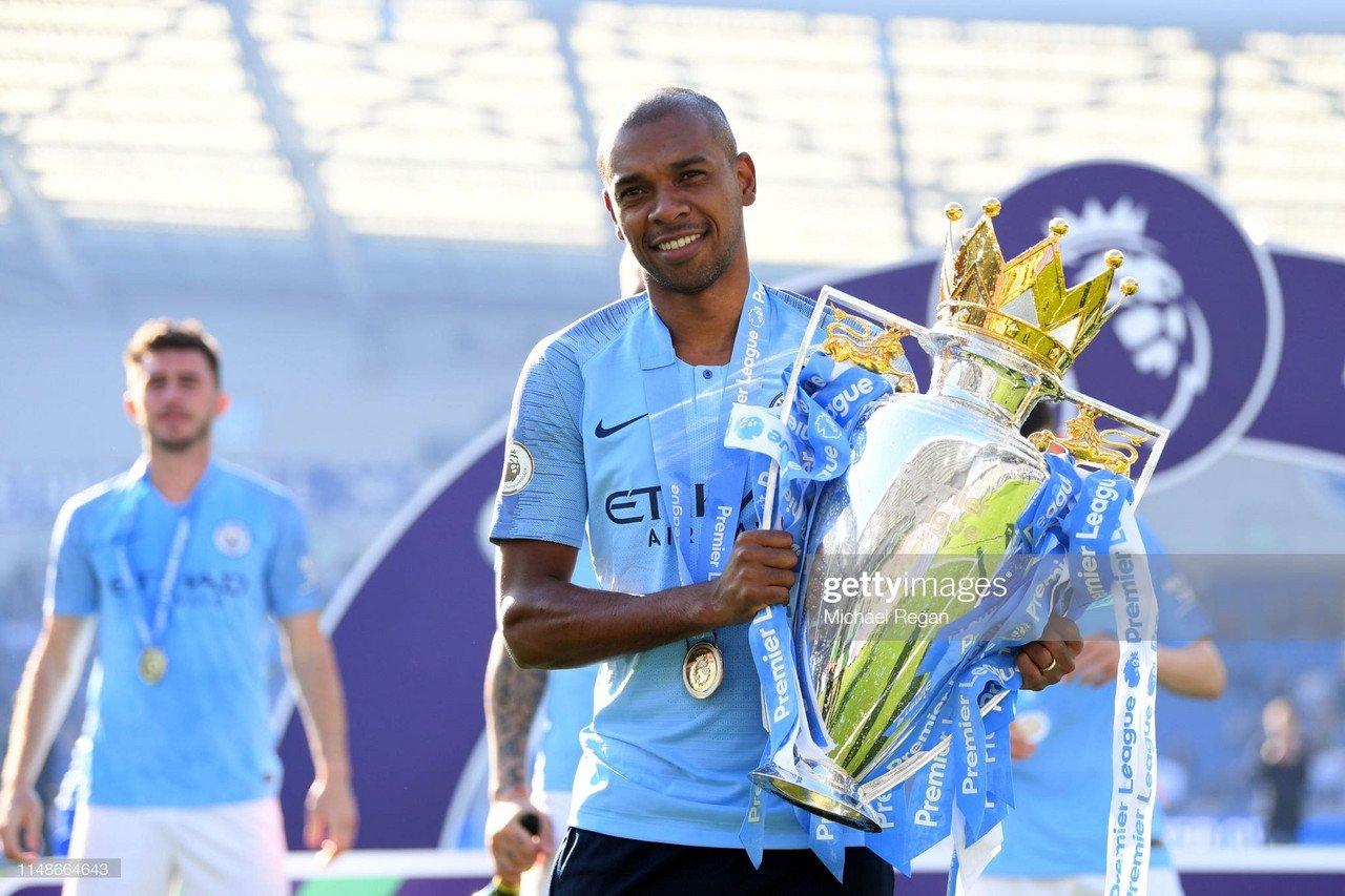 """Fernandinho: """"Rodrigo and I will work closely"""""""