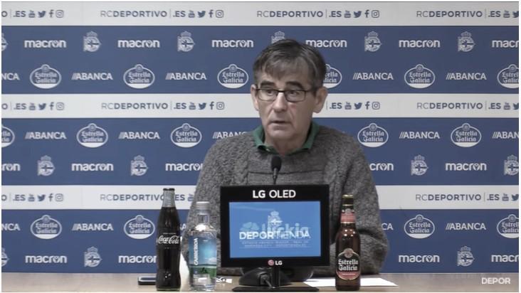 """Fernando Vázquez: """"No hay sistemas perfectos"""""""