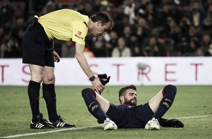 Fernández Borbalán arbitrará el primer test serio en el Camp Nou