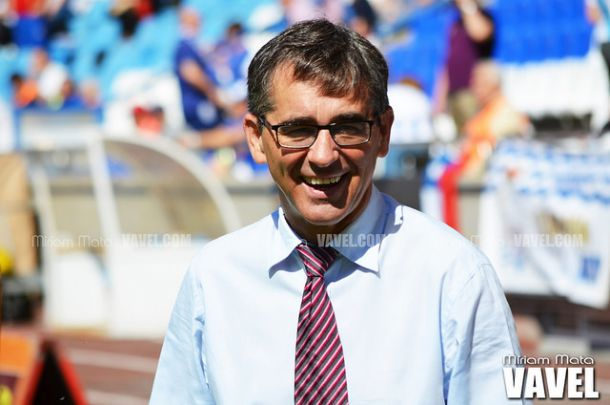En Fotos De Fernando V Zquez Entrenador Del Real Club Deportivo