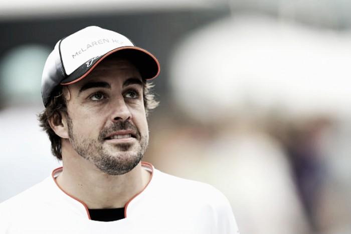 """Fernando Alonso: """"Esta carrera marca el final de un año importante"""""""