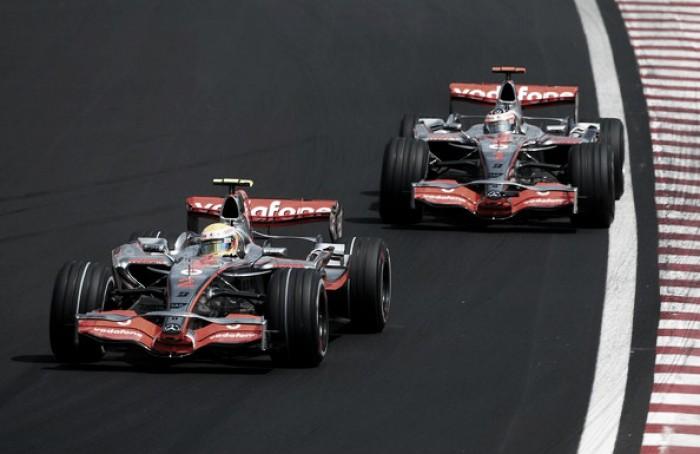 El 2007 de McLaren desde dentro
