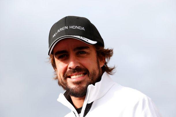 """Fernando Alonso: """"Es el primero de muchos puntos"""""""