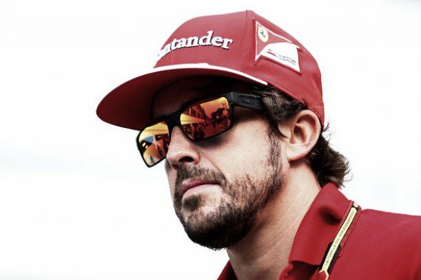 """Fernando Alonso: """"Estoy harto de apagar los incendios de Italia"""""""