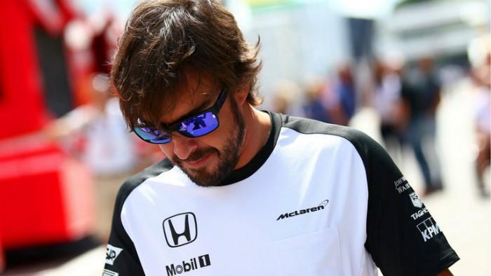 Fernando Alonso não está contente com atual situação da Ferrari