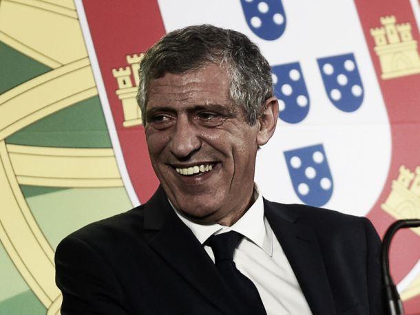 Fernando Santos vê castigo reduzido para dois jogos