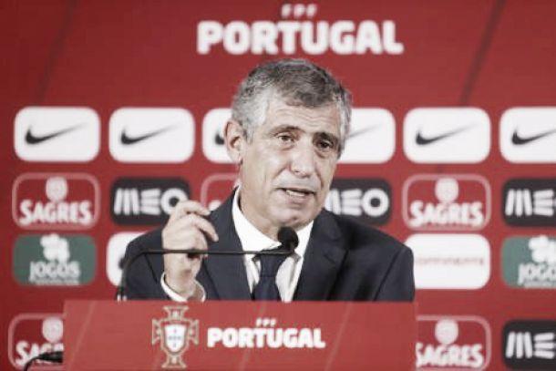 Cinco novidades na convocatória de Portugal