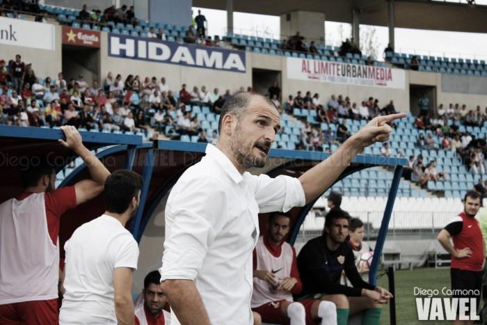 """Fernando Soriano: """"Nos hacía falta una victoria, y por fin ha llegado"""""""