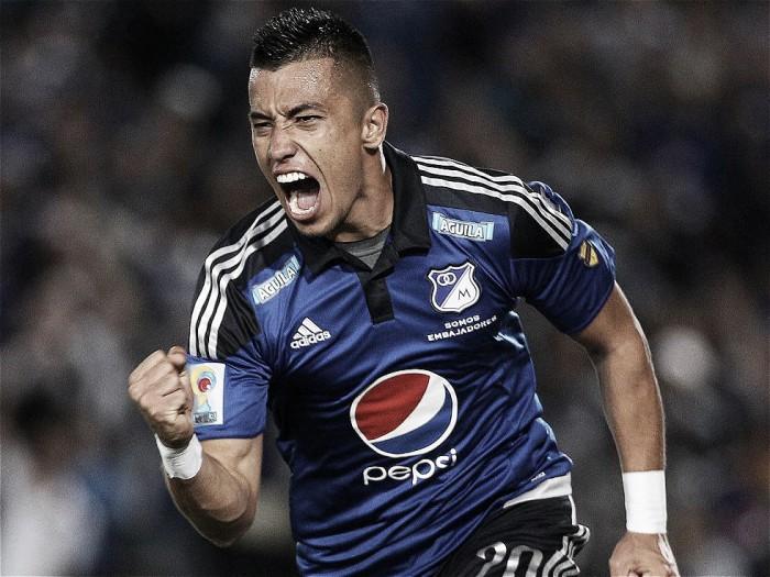 """Fernando Uribe: """"Estoy agradecido con Millonarios"""""""