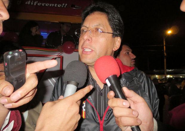 """Presidente del Deportivo Cuenca: """"Vamos a reunirnos para conversar y ver qué podemos hacer"""""""
