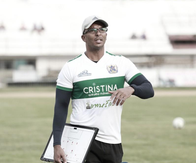 """Técnico brasileiro acerta com equipe tailandesa: """"A expectativa é a maior possível"""""""