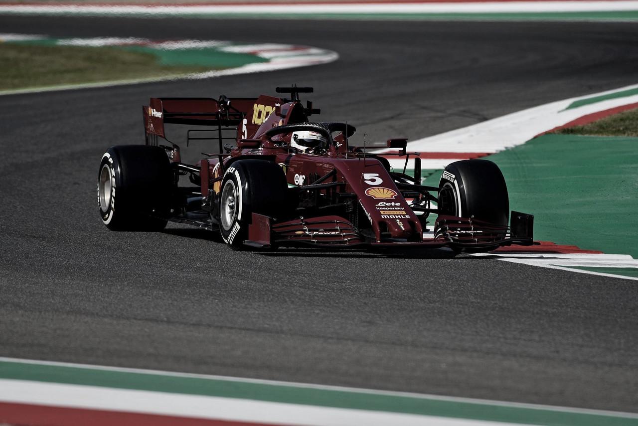 Gran Premio de la Toscana - FP1: Fin de semana de incertidumbre