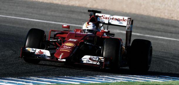 Testes em Jerez - Dia 1: Ferrari mais rápida com Vettel