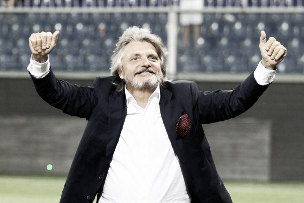 """Sampdoria, Ferrero: """"Cassano può tornare, ma manca l'accordo"""""""