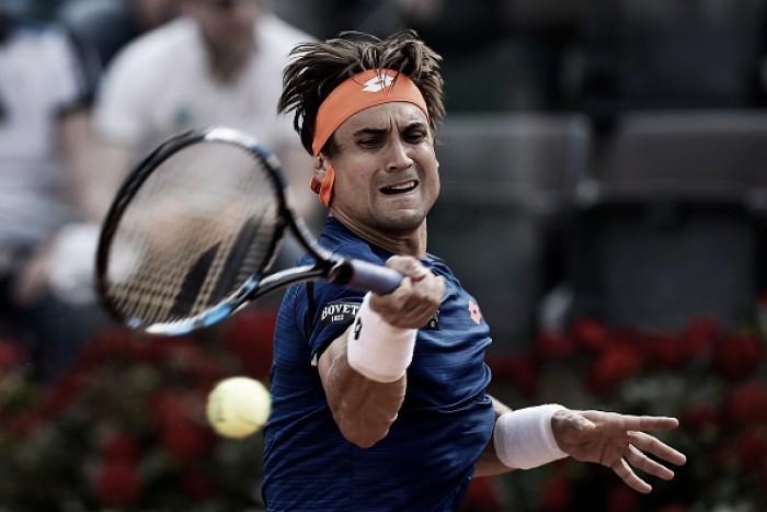David Ferrer vence Volandri de virada na estreia do Masters 1000 de Roma