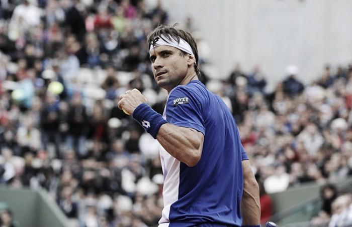 """David Ferrer: o """"operário"""" do tênis tentará surpreender na França"""