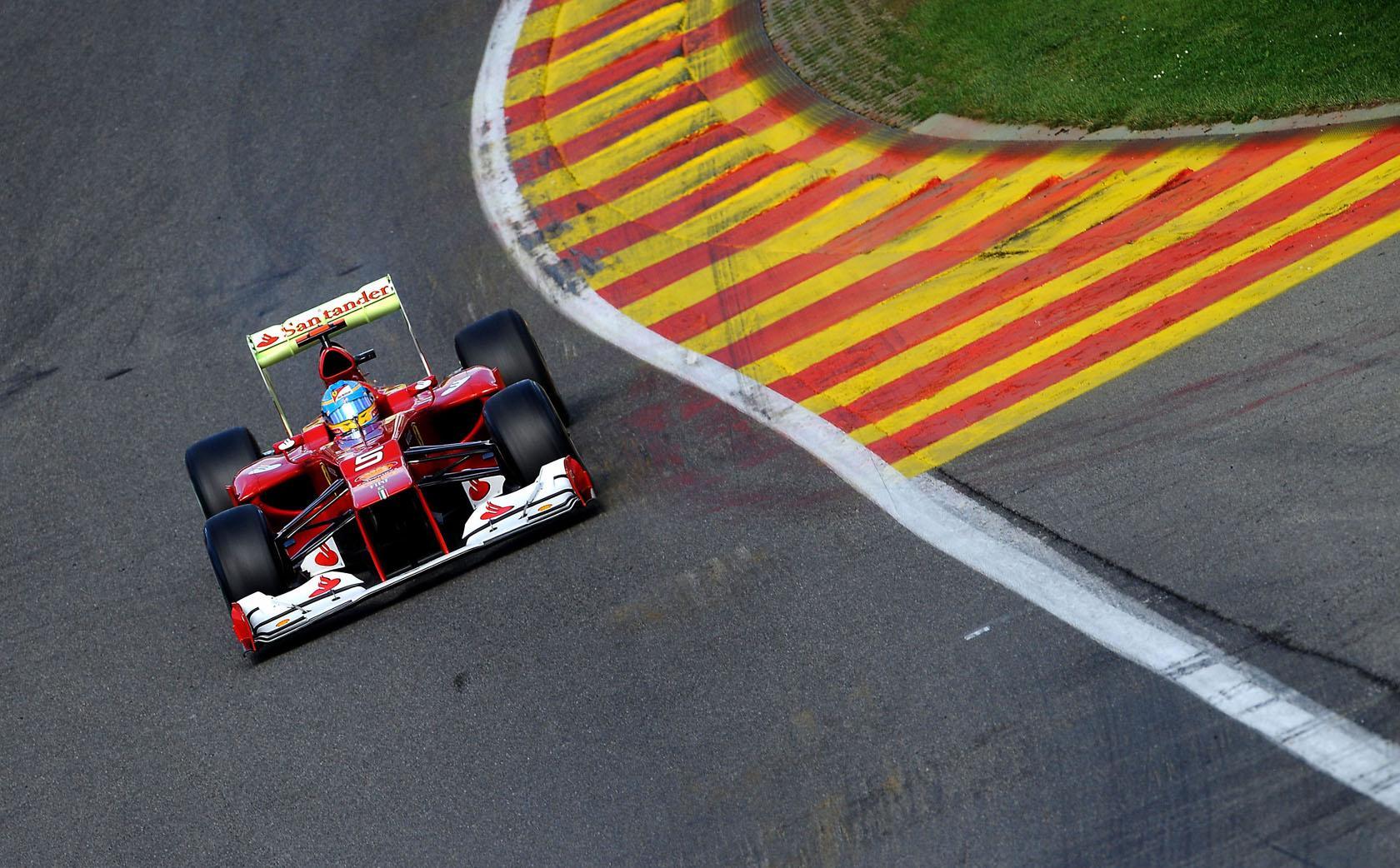 GP de Bélgica de F1. Button gana, Vettel segundo y Alonso abandona, así lo vivimos