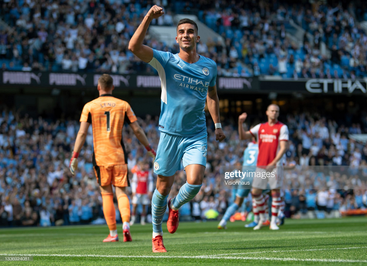 Can Manchester City Win The League Without A Striker?
