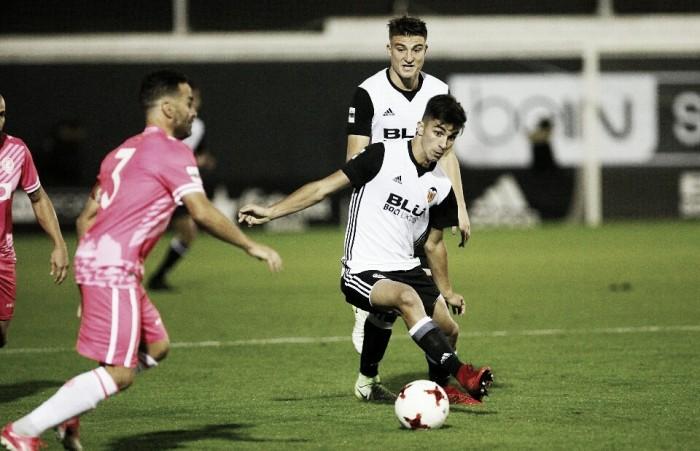 Regreso agridulce de Ferrán Torres con el Mestalla