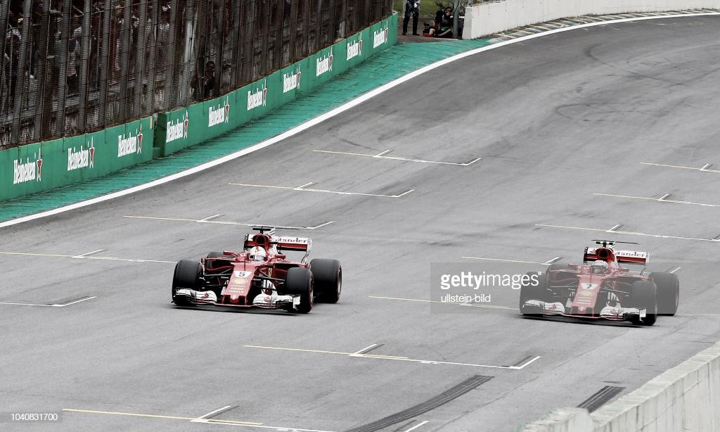 Previa Ferrari en el Gran Premio de Brasil 2018: ¿Mantendrán viva la lucha por el mundial de constructores?