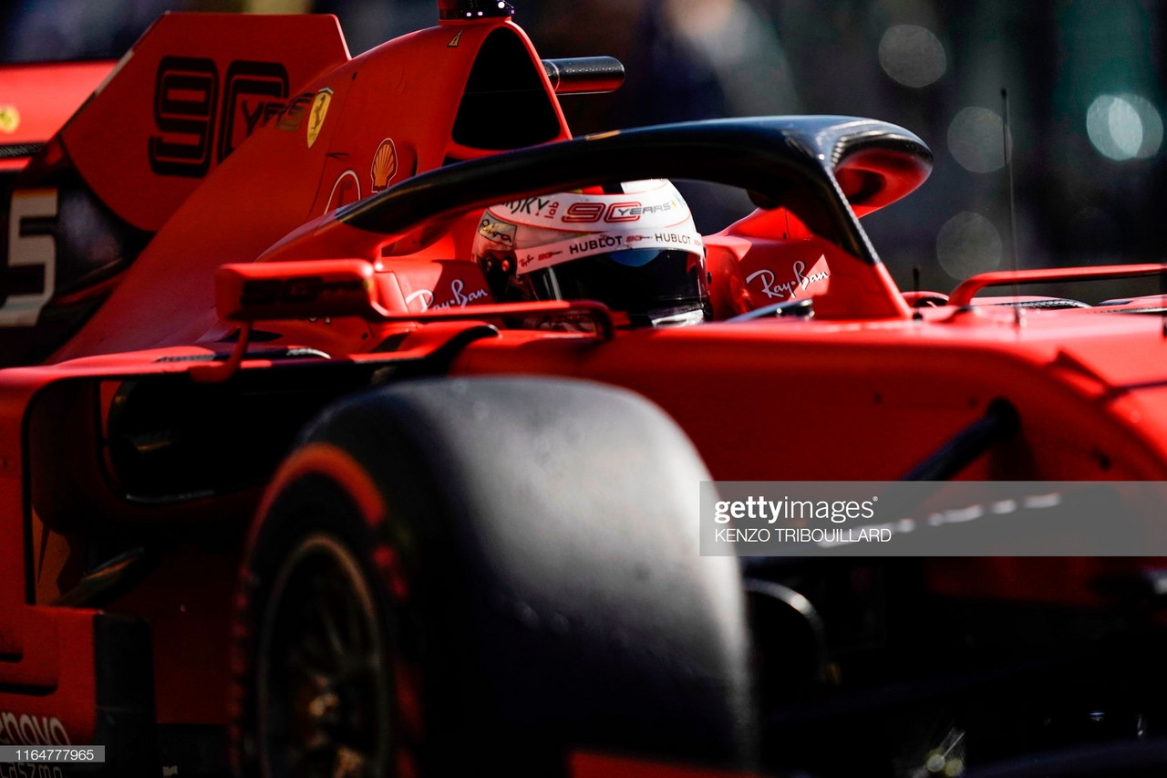 Leclerc romps to pole as Ferrari claim one-two