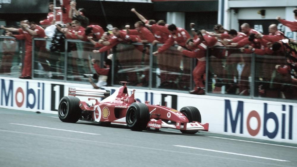 #EquipesF1: a saga vitoriosa da Ferrari, mesmo com alguns jejuns