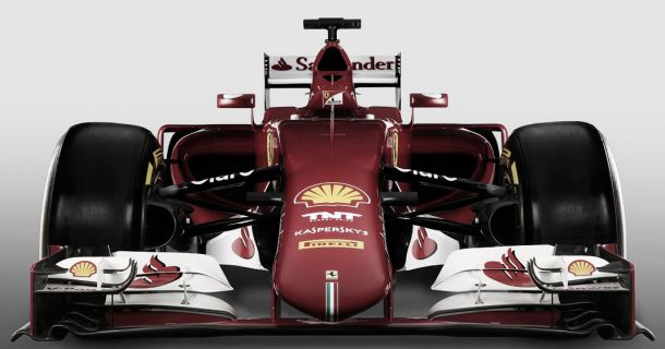 Ferrari SF15-T, specifiche tecniche