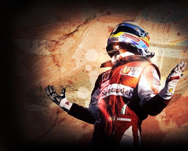 """Fernando Alonso: """"Ferrari es un equipo top que puede hacer grandes cosas"""""""