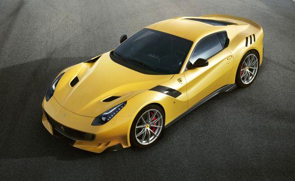 Ferrari F12 tdf, la nueva berlinetta radical