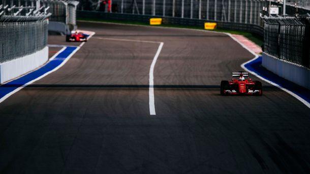 """Sochi, Vettel: """"Non totalmente soddisfatto"""", Raikkonen. """"Qualifica difficile"""""""