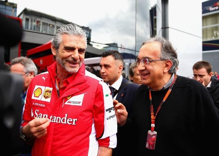 """F1 - Marchionne: """"Ci sarà da litigare con Liberty Media"""""""