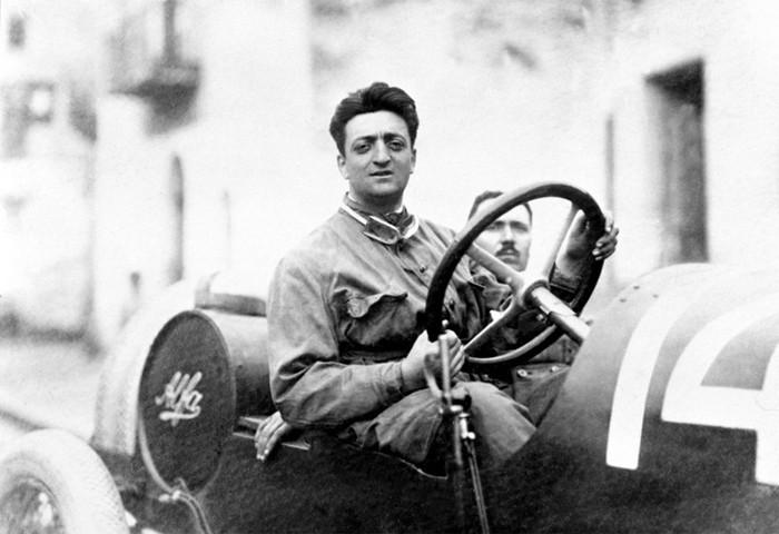 Gli uomini che hanno fatto la storia della Ferrari
