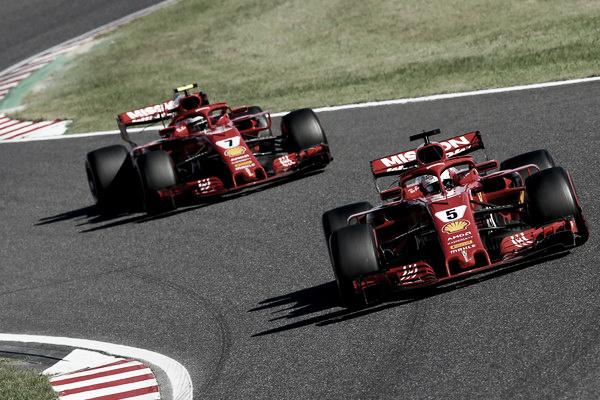 Previa de Ferrari en el Gran Premio de Estados Unidos 2018: evitar el pentacampeonato de Lewis Hamilton
